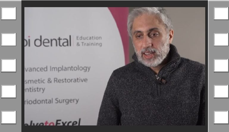 Dr Anoup Nandra  - Implant Soft Tissue Course