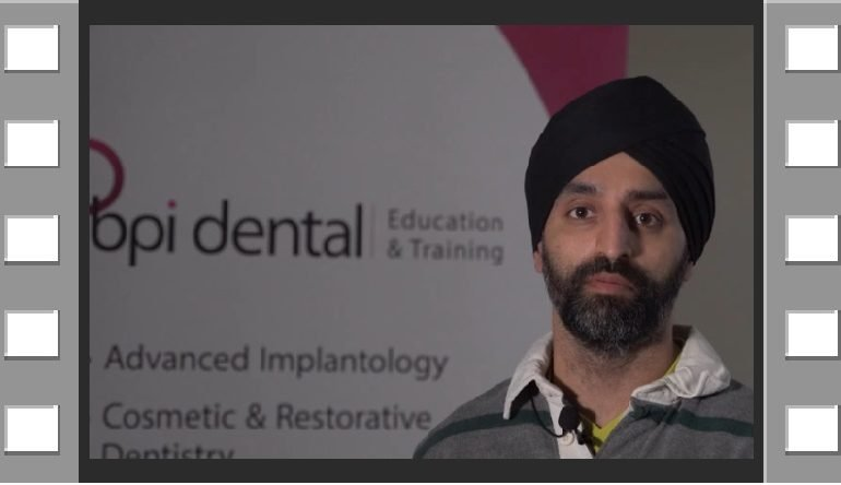 Dr Kirpal Dhaliwal - Implant Soft Tissue Course